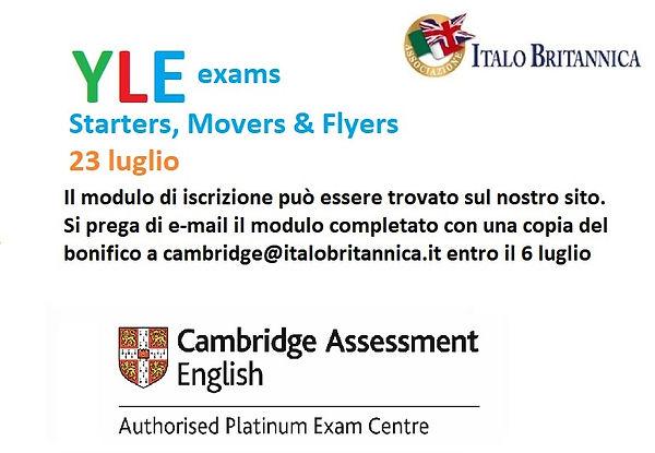 Yle exams 23rd July.jpeg