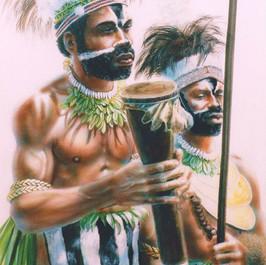 Wapenamanda Dancers -Enga Province