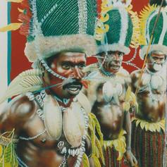 Jimi River Dancers -Simbu/WHP