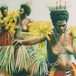 Welcome Dance - Married Women - Morobe Province