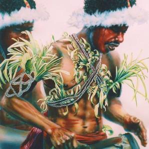 Finchhafen Dancers - Morobe Province
