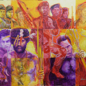 West Papuan Painting #2