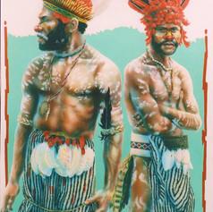 Wahgi Valley Dancers - Simbu/WHP