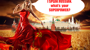 Yes, you can speak Russian!