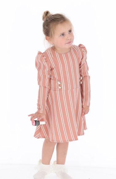 שמלה מיילי malaya   מאליה אופנת ילדים
