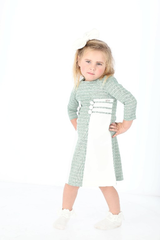 שמלה אלה malaya | מאליה אופנת ילדים