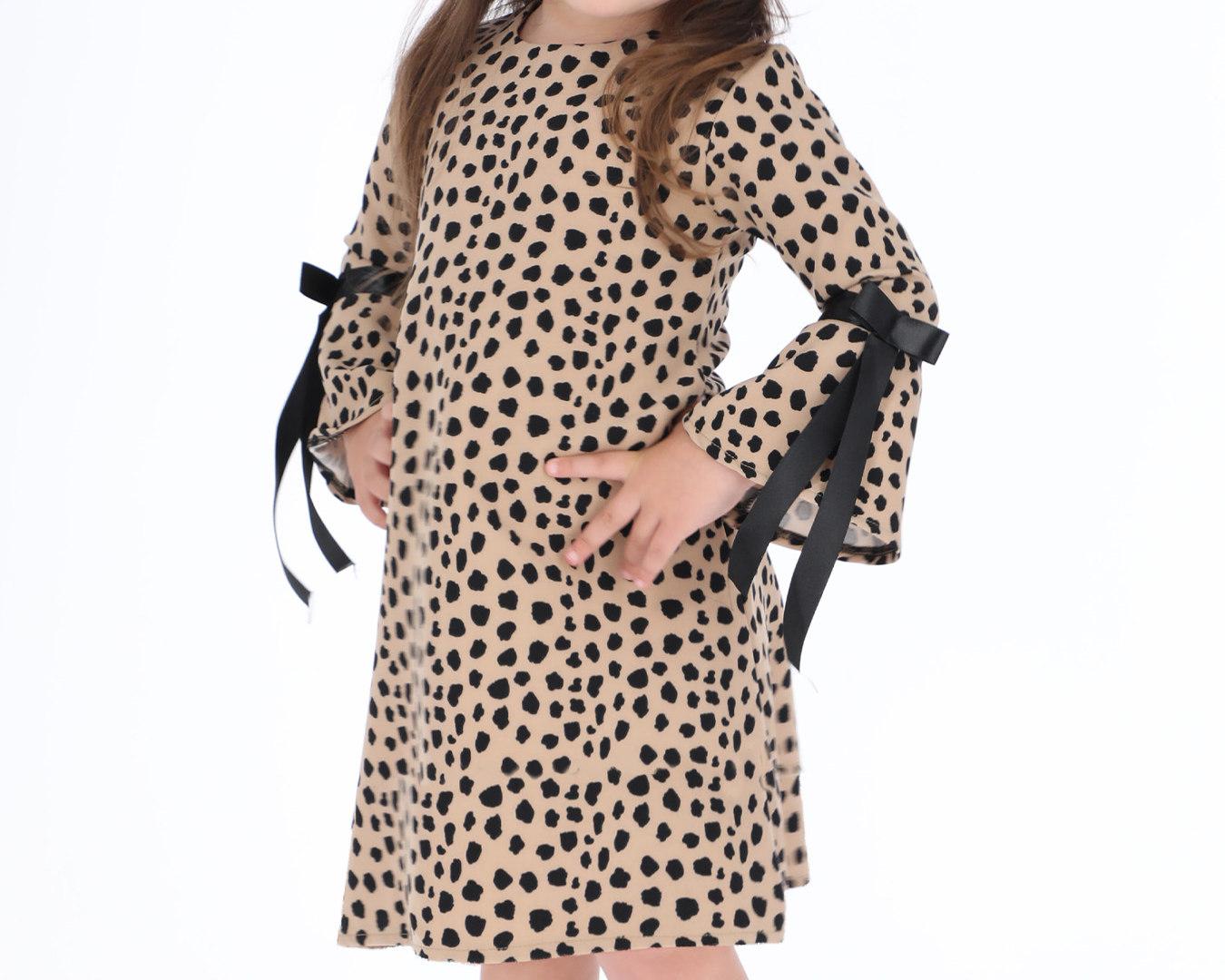 שמלה מנומר