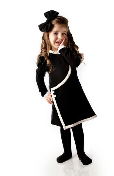 שמלת שילב malaya | מאליה אופנת ילדים