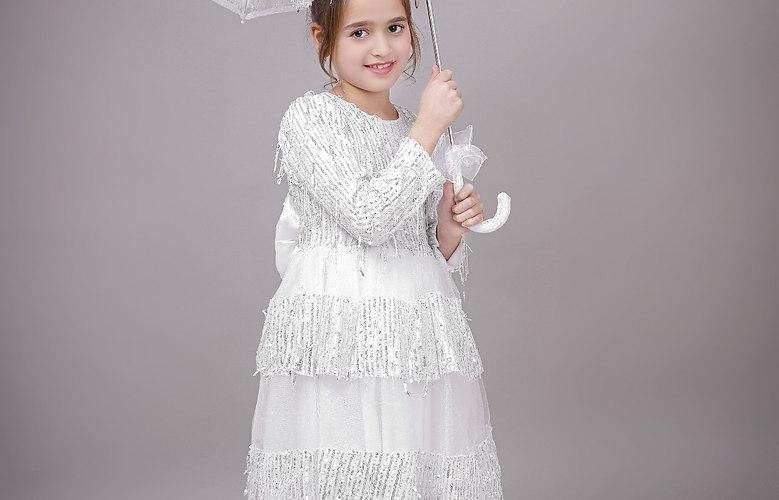 שמלת מלמלות  מידות 6-10