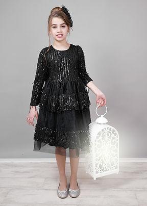 שמלת מלמלות מידות 11-15