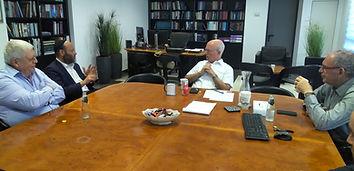 שיתוף פעולה חדש עם אוניברסיטת תל אביב