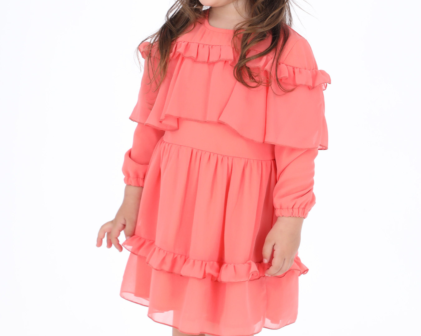 שמלה תותה
