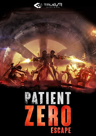 VR Center Patient Zero - The Escape