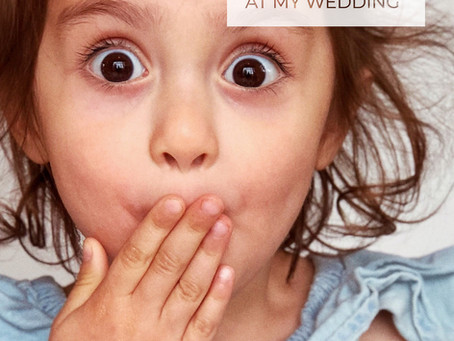 "5 Tips on how to politely say, ""No Children At Our Wedding"""