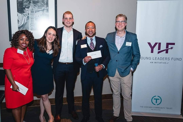Chicago Community Trust - Young Leaders Fund, Education Impact Grant Award