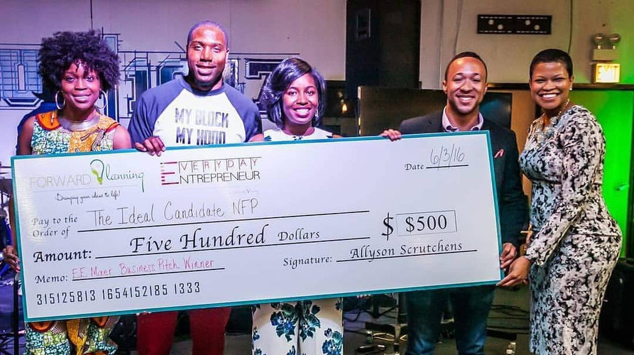 Best Business Pitch Competition Winner