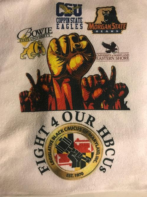 Maryland HBCU Rally Towel