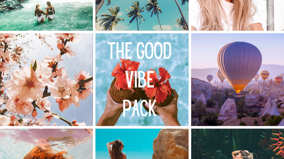 The Good Vibe Pack