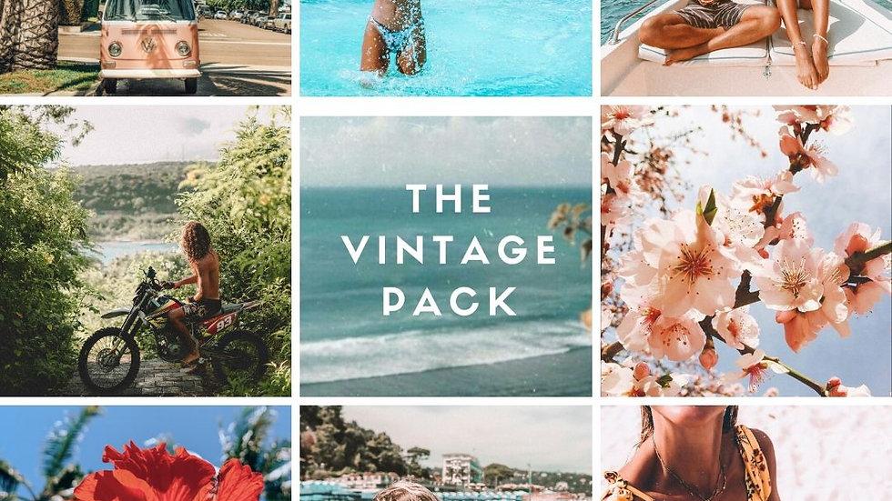The Vintage Pack