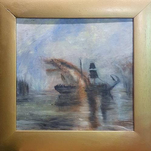 Turner Admiration