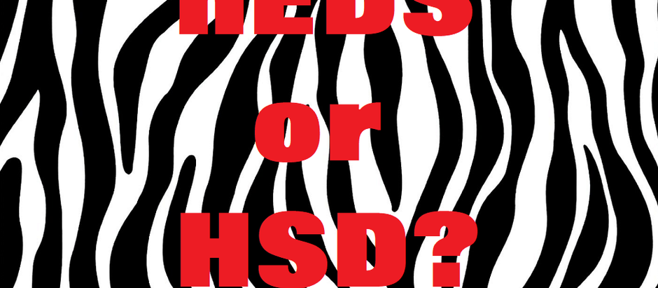 Making sense of hEDS and HSD?
