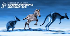 Ehlers-Danlos Society Learning Conference Australia 2018 zebra kangaroo