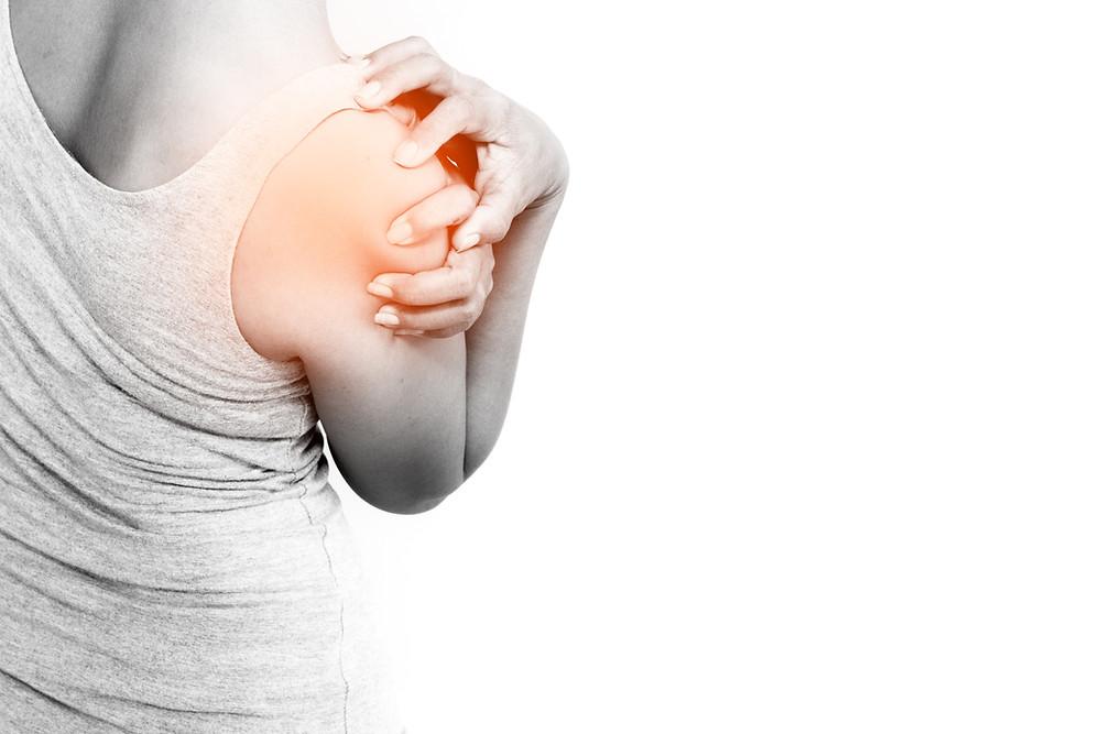 shoulder pain EDS Ehlers-Danlos syndrome dislocation subluxation