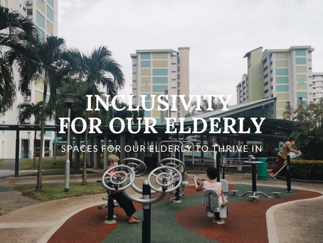 Inclusivity for our Elderly