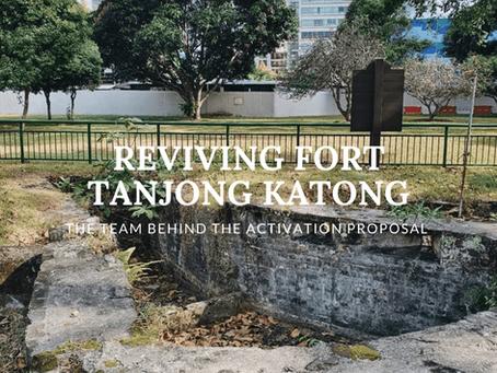 Reviving Fort Tanjong Katong