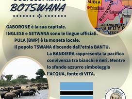 BOTSWANA - L'AFRICA EVOLUTA