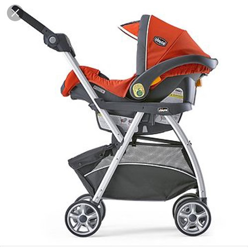 Chicco Snap n Go with Infant Car Seat