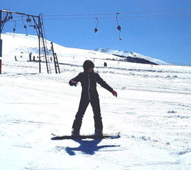 FUORI ORARIO IN MONTAGNA - snowboard