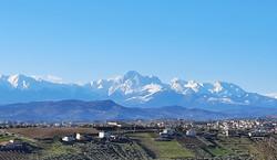 Panorama Majella e Gran Sasso
