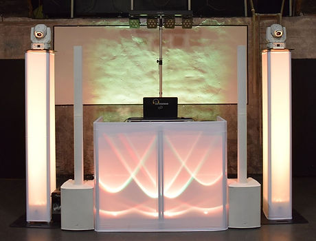 Technikpaket Weiss DJ Sven Wiggermann