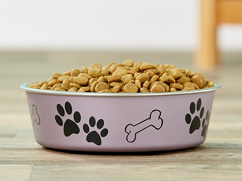 Pet Food Bowl, Grape