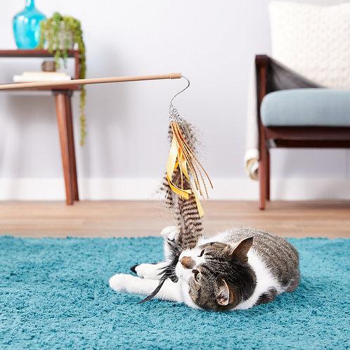 Kitten Feather Wand