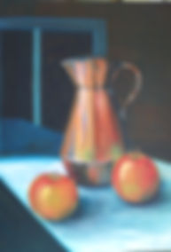 Still Life with Copper Jug
