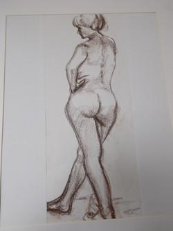 Standing Nude 3