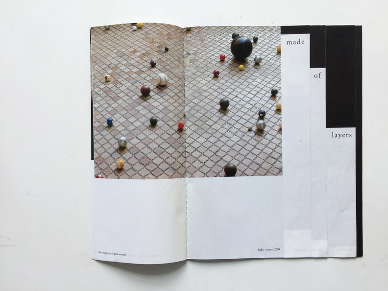 made of layers - publication