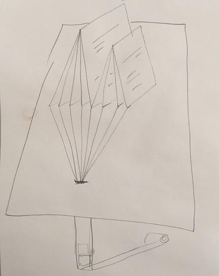 a novel of Bae Enna  , 2017, mixed media,drawing.JPG
