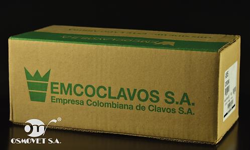 CLAVOS PARA HERRAR CAJA 36 X 100
