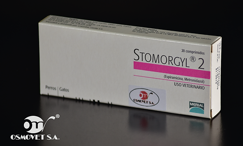 STOMORGYL 2 MG