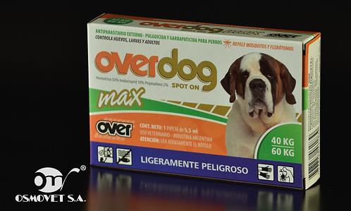 OVERDOG MAX SPOT ON (40-60 KG )