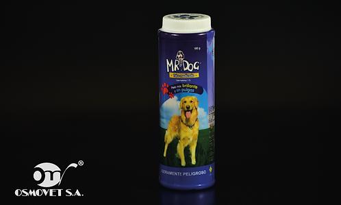 TALCO  ANTIPULGAS MR.DOG