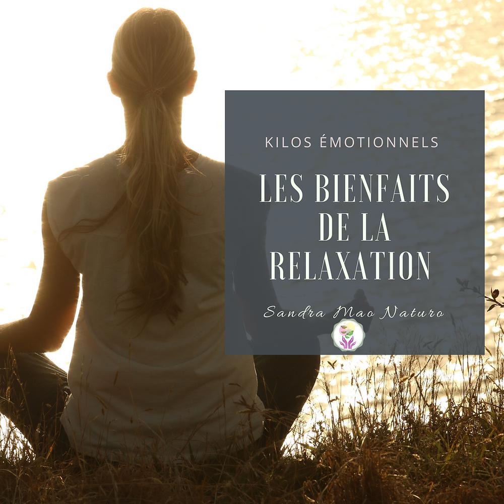 perdre du poids grâce à la relaxation, découvrez comment faire