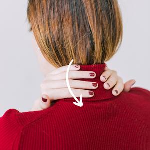 Dénouer les tensions du cou avec l'auto massage