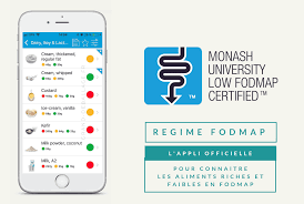 application fodmap