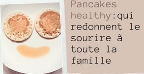 Recette healthy : les pancakes moëlleux sans sucre, sans matière grasse