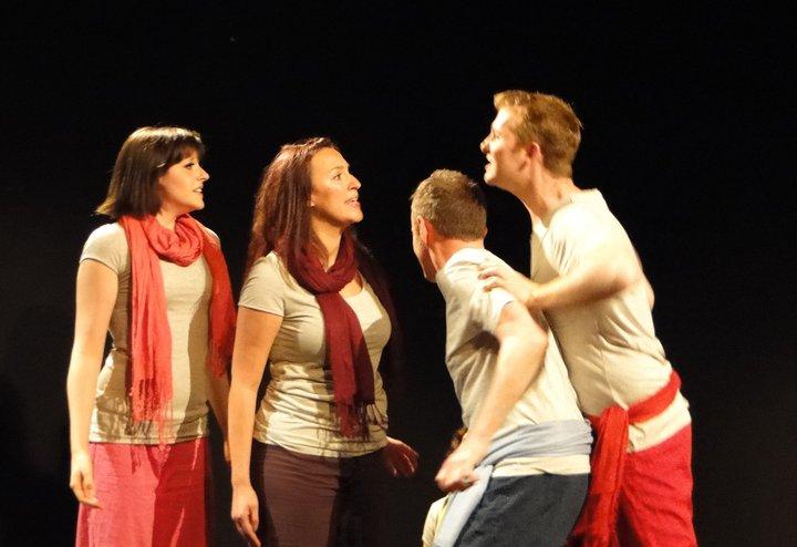 Theatre 503 Fringe Fest