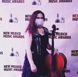Keely won the New Mexico Music Award